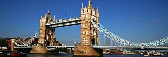 London Tower Bridge, London - England