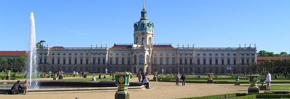 Schloss Charlottenburg, Berlin - German